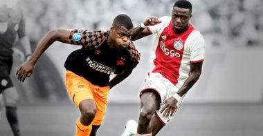 Eredivisie toppers januari