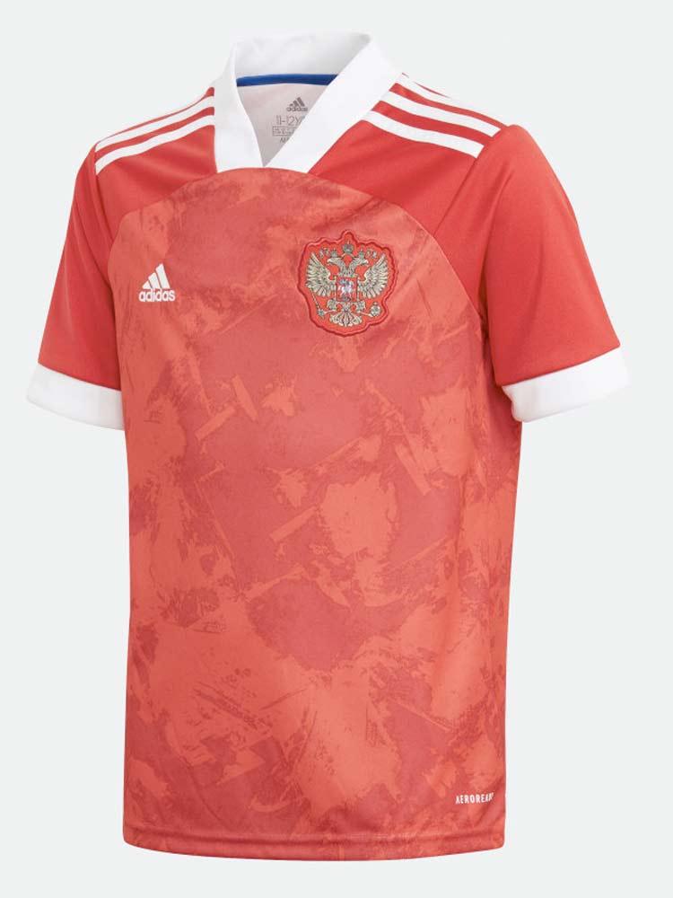 Rusland EK shirt