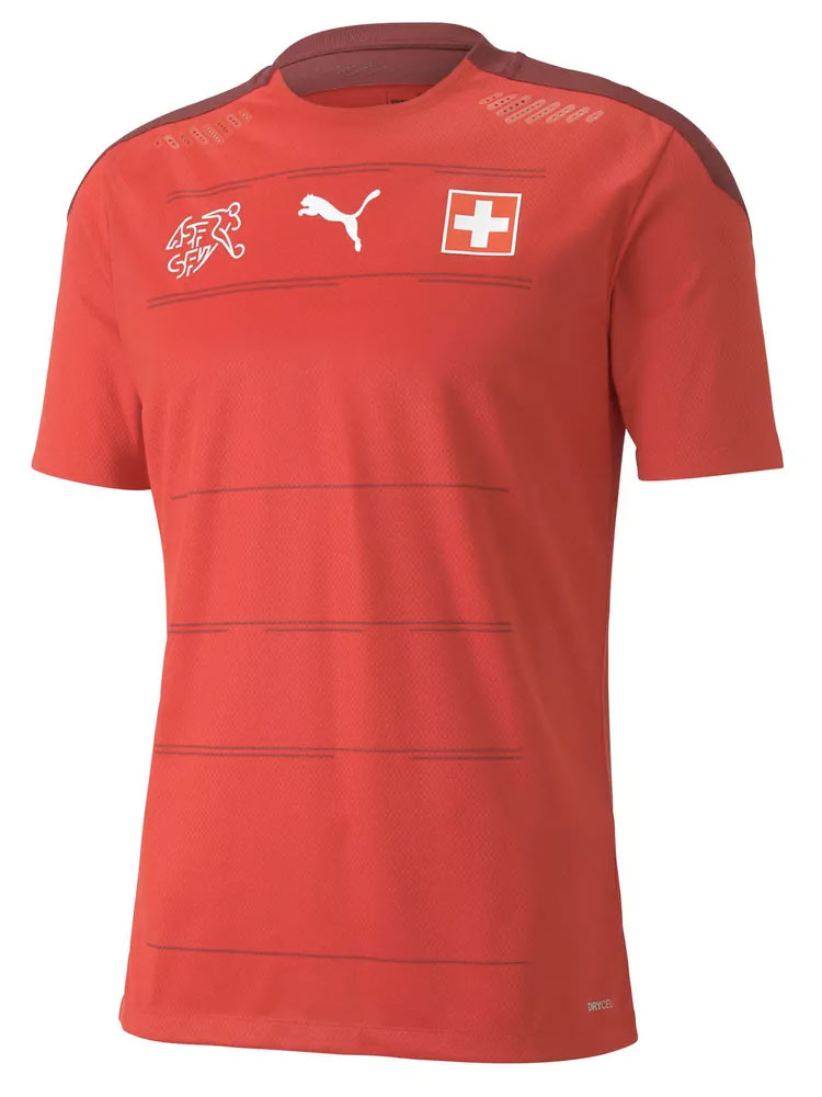 Zwitserland EK shirt