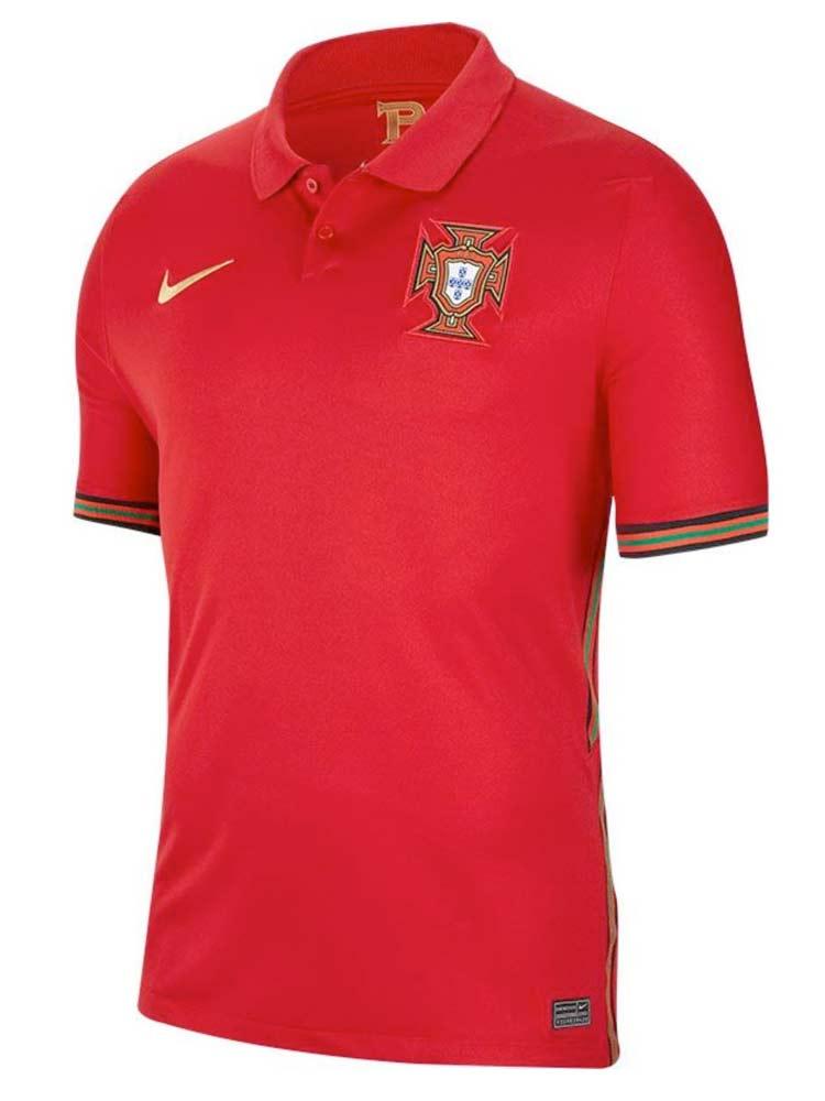 portugal EK voetbalshirt