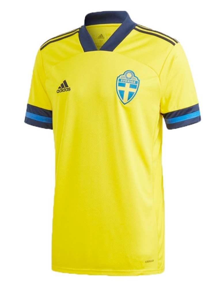 zweden ek voetbalshirt