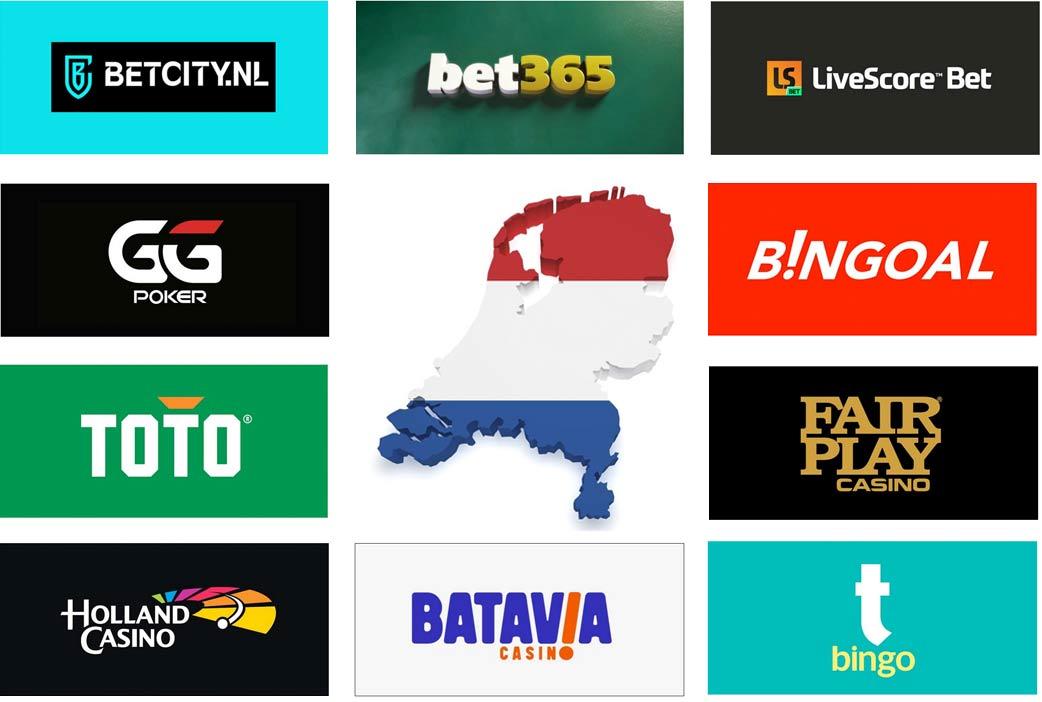 legale casinos nederland
